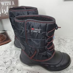 3M Thinsulate Isolant Winter Lined Boots